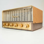 Legendary Bell Sound Systems Model 3dt Stereo Integrated Tube Amplifier