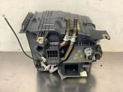 90-93 Accord Lx Air Conditioning Heater Core Unit With Case Air Mixing Box Used