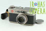 Leica Cm Zoom 35mm Point And Shoot Film Camera 35458 D5
