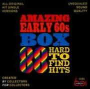 V/a Amazing Early 60s Box 88 Hard-to-find Hits Cd.