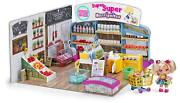 Belly Supermarket Includes Doll Its Baby And Many Accessories Car Basket
