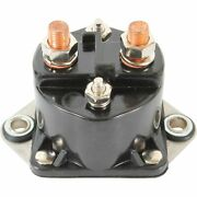 Starter Solenoid Relay For Mercury Marine 89-817109a2 Rubber Mount, 240-20010