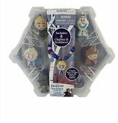 Disney Frozen 2 Necklace Charms And Jewelry Activity Set New Without Handle