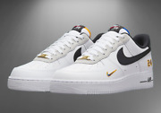 Nike Air Force 1 And03907 Lv8 Shoes Ken Griffey Jr And Sr White Dj5192-100 Menand039s New