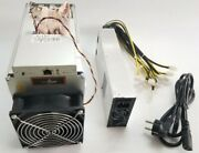 Used Antminer L3++ 580mh/s With Psu Scrypt Miner Ltc Litecoin Miner
