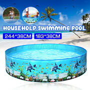 Summer Large Family Swimming Pool Outdoor Above Ground Inflatable Paddling Pools