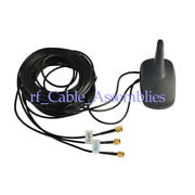 Car Top Roof Antenna Multi Band Gps+wifi+gsm Antenna Sma 3m Cable For Vw Audi
