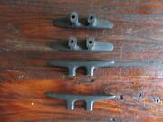 Poly Sailboat 6 Mooring Deck Cleat Catalina C-22 25 Cp-16 18 22