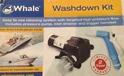 Whale Saltwater Washdown Pump/ Trigger Kit For Boats Motorhomes Etc Wd1815