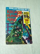 1974 Escape From The Planet Of The Apes Record And Book 7 45 Rpm Power Records