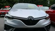 Gloss Black Logo Covers For Renault Clio 5 2019/2020/21 Cars With Rear Camset
