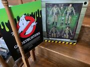 2019 Sdcc Comic Con Exclusive Diamond Px Previews Slimed Ghostbusters Unopened
