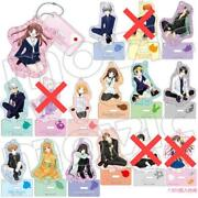 Fruits Basket Acrylic Stand Key Chain Collection Set Of 12 Movic Anime
