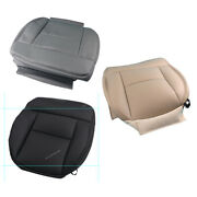 Driver Side Bottom Seat Cover For Ford F-150 Lariat Xlt Fx4 2004-2008