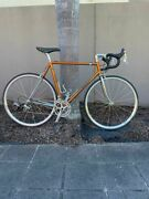 Vintage Moser Fully Restored To Absolute Perfection Quality Road Bike.