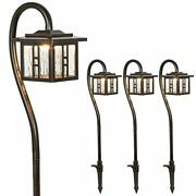 Low-voltage Outdoor Integrated Led Landscape Lighting Oil-rubbed Bronze Pathway