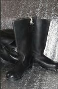 East German Enlisted Boots Size 26.5 7.5 Us Menand039s Ddr Gdr