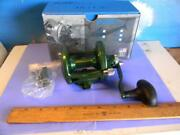 Avet Lx 6.0 Green Right Hand Lever Drag Fishing Reel-new In The Box