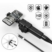 Dia 8.5mm Articulating Usb Endoscope Borescope Waterproof Ip67 Photo For Android