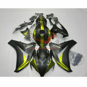Uv Painted Fairing Kit For Honda Cbr1000rr 2008-2011 Tank Cover And Rear Seat Cowl