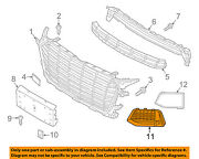 Audi Oem Tt Quattro Front Bumper Grille Grill-outer Grille Right 8s0807682a3q7