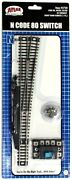N Scale Atlas 2720 Code 80 8 Remote Right Hand Turnout/switch Standard Line