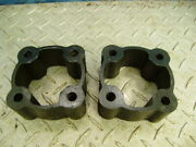Cushman Turf-truckster Front Rear Spacers For Wide Wheels 826010 884443 B