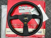 Jdm Rare Item Personal Grinta Steering Wheel 350 Mm Yellow Stich Old Version Nos