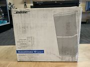 Bose Acoustimass 10 Series V Home Theater Speaker System Black Local Pickup Only