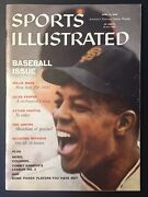 Willie Mays 1959 Sports Illustrated No Label Newsstand - Unread Condition