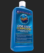 Meguiars M6732 One Step Polishing Compound Waxes Polishes And Sealers