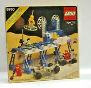 Lego Classic Space 6930 Space Supply Station Original Vintage Misb