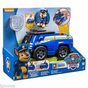 Patrol Canine Vehicle One Step Changers With Sound Paw Chase Advertised Tv