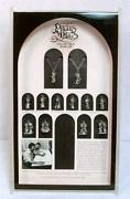 Ultimate Precious Moments Jewelry Store Display Case 1981 With 12 Pieces Jewelry