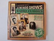 Collector Series Old Time Radio Shows Fibberandnbsp Mcgee And Molly 20 Cd Library
