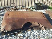 1932 1933 1934 Ford Panel Delivery Truck Project Street Rod Jalopy Trog Rat Rod
