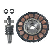 Complete Clutch Bevel Wheel Assembly Fits 80cc 2-stroke Gas Motorized Bicycle