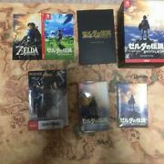 The Legend Of Zelda Breath Of The Wild Collector Edition