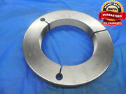 5 5/16 16 Uns 3a Thread Ring Gage 5.3125 Go Only P.d. = 5.2719 Inspection Check