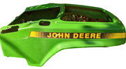 John Deere Engine Cover Body With Bracket Am103923 Rx73 Rx75 Rx95 Sx75 Sx95