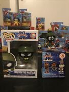 Funko Marvin The Martian 1085 And Mystery Mini Marvin The Martian Lot