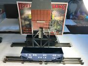 🚅 Lionel 2- Hoppers Lehigh Valley And T.a.g.r.y And Coaling Station -nice 👍 Y283