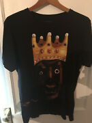 Kanye West George Condo Shirt. 2011 United Center Watch The Throne Tour. Size L.