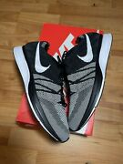 Vnds Nike Flyknit Trainer Black White Size 8.5 Ah8396 005