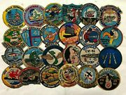 Patch Usn Uss Us Navy Cva Midway 41 Far East Cruise West Pat Patch