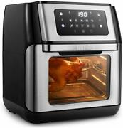 Innsky Frier Without Oil 338.1oz 1500w Oven Of Air Hot With 10 Programmes