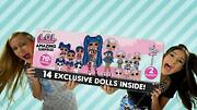 Lol Surprise Amazing Surprise With 14 Dolls Exclusives And More Of 55 Goodie