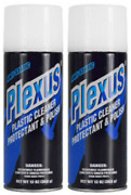Plexus Plastic Cleaner Protectant And Polish 13 Oz Can 2 Pack 20214