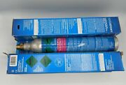 Lot Of 6 Empty Bottles Of Sodastream Co2 Carbonator 60l 14.5 Oz Cylinders