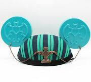 Disney Haunted Mansion Bat Stanchion Hitchhiking Ghosts Mickey Mouse Ears Hat